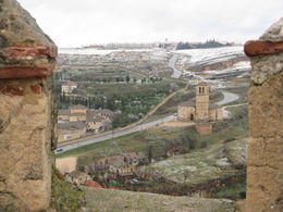 Photo of Madrid El Escorial Monastery and the Valley of the Fallen from Madrid March 2011