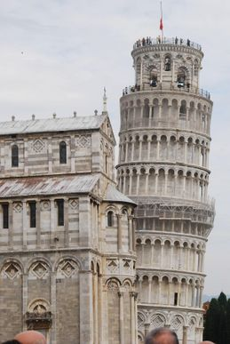 Photo of Florence Pisa and the Leaning Tower Half-Day Trip from Florence Part of field of miracles