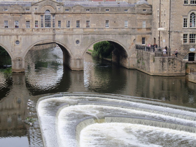 Photo in the Town of Bath - London