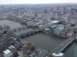 Photo of London The Shard London: The View from The Shard photo6.JPG