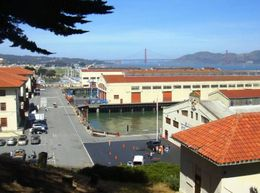Great view of the Presidio, KellyD - October 2012