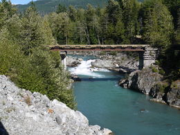 Photo of Vancouver Whistler Day Trip by Train and Floatplane from Vancouver Rocky Mointaineer