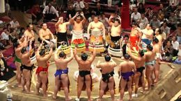Photo of Tokyo Tokyo Sumo Wrestling Tournament Sumo