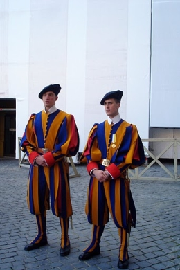 Photo of   Swiss Guards