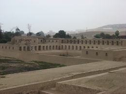 Photo of Lima Temple of Pachacamac Half-Day Tour from Lima Temple of Chosen Women