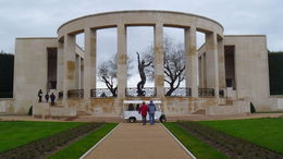 Photo of Paris Normandy D-Day Battlefields and Beaches Day Trip The American War Cemetery