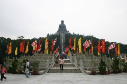 Photo of Hong Kong Lantau Island and Giant Buddha Day Trip from Hong Kong The Giant Buddha