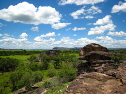 Weather cleared up and we had a great view from Ubirr - one of my preferred spots in Kakadu! , Patricia P - January 2011