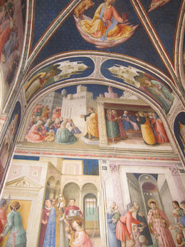 Photo of Rome Viator VIP: Sistine Chapel Private Viewing and Small-Group Tour of the Vatican's Secret Rooms Religious Murals