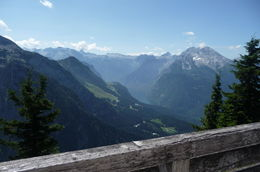Photo of Munich Berchtesgaden and Eagle's Nest Day Tour from Munich Vista desde Eagle Nest