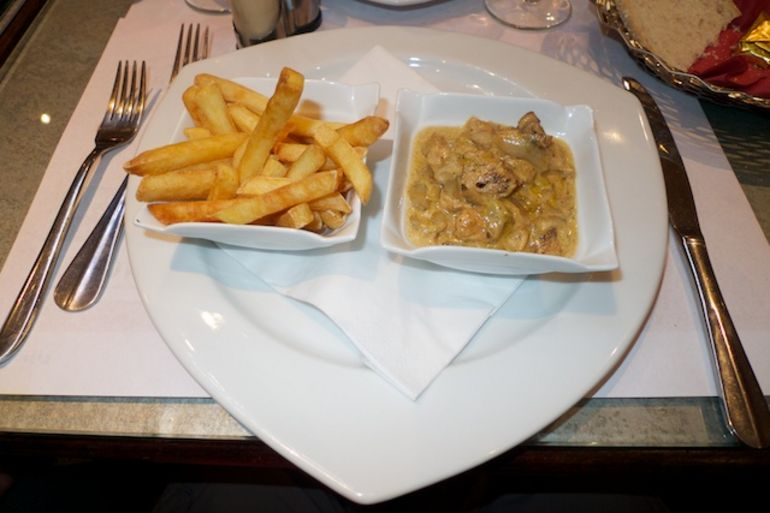 Authentic Frites - Brussels