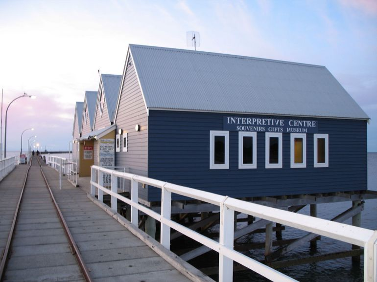 Busselton Jetty - Perth