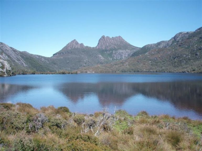 Dove Lake - Launceston