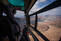 Photo of Las Vegas Grand Canyon All American Helicopter Tour In flight