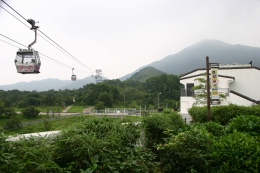 Photo of Hong Kong Lantau Island and Giant Buddha Day Trip from Hong Kong Lantau Island Cable Car