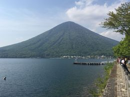 Mt. Nantai and Lake Chuzenji , jillo21 - June 2015