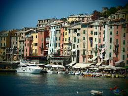 This is the town where we board our ferry to visit Cinque Terra , ANNA HWEE SIANG Q - August 2011