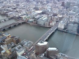 Photo of London The Shard London: The View from The Shard photo7.JPG