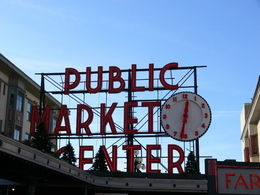 Photo of Seattle Seattle City Tour Pike Market