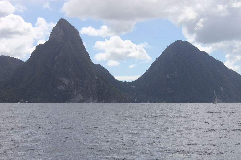 PITONS - St Lucia