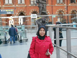 Photo of Paris London Day Trip from Paris by Eurostar St Pancras International ~