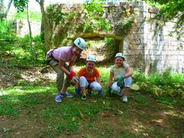 Photo of Montego Bay Canopy Tour The girls
