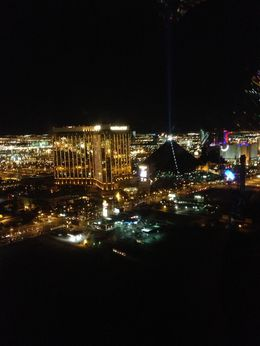 Photo of Las Vegas Las Vegas Strip Night Flight by Helicopter with Transport The Las Vegas Strip