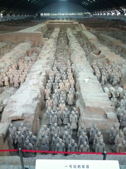 Photo of Xian Terracotta Warriors Essential Full Day Tour from Xi'an The magnificent warriors
