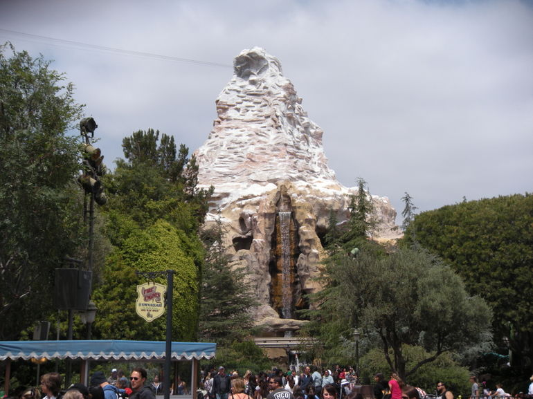 The Matterhorn - Los Angeles