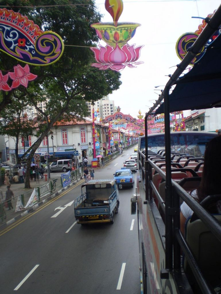 THE STREETS OF LITTLE INDIA - Singapore