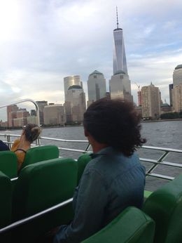Photo of New York City Circle Line: Beast Speedboat Ride View of the skyline