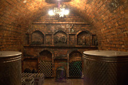 Photo of   Visiting the Wine Cellar