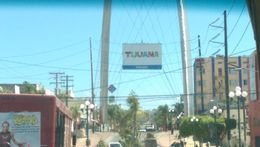 Tijuana arch. , Ced - July 2015