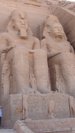 Statues of Ramses II, Juan Jose G - May 2010