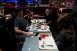 Photo of Brussels Brussels Night Walking Tour: Gourmet Belgian Food Authentic Frites