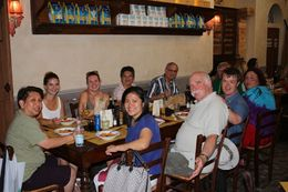 Initial group tours, along the way many took other tours and new ones joined us. , Charo - September 2015
