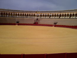 Tour visit to the bullfighting Ring in Seville. Very interesting to know how a bullfight takes place. Right from the time the matador enters the ring. A very good museum inside the ring gives us ... , jas - June 2012