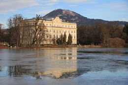 Photo of Salzburg Salzburg Super Saver: Original Sound of Music and Salt Mines Day Trip Captain von Trapp's House