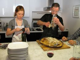 Photo of Florence Small-Group Italian Cooking Class in Florence Chef Giovanni