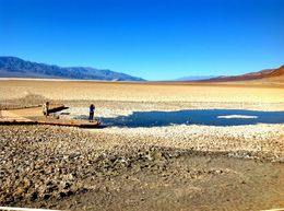 There is water in Death Valley ! , tsaunders4 - November 2012