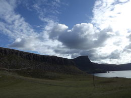 Photo of Edinburgh 3-Day Isle of Skye Small Group Tour from Edinburgh dramatic clouds