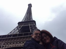 Our whirlwind 7 hours in the city of love! , Mary C - October 2015