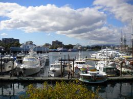 Photo of Vancouver Vancouver to Victoria and Butchart Gardens Tour by Bus Harbor in Victoria