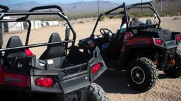Photo of Las Vegas Hidden Valley and Primm Valley Extreme RZR Tour from Las Vegas Hidden Valley