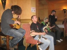 Photo of Dublin Dublin Traditional Irish House Party including Dinner and Show House Party performers