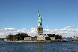 Photo of New York City New York City Guided Sightseeing Tour by Luxury Coach Lady Liberty
