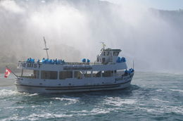 A view of the Lady Of The Mist , Kris L - September 2014