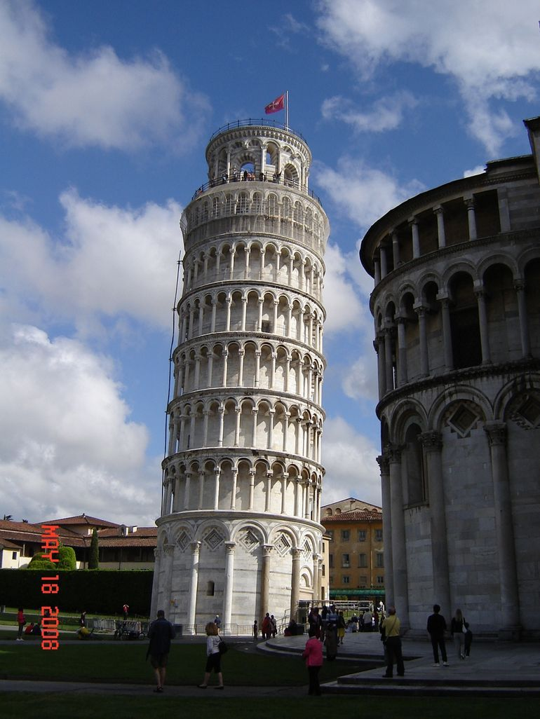 Leaning Tower of Pisa - Livorno