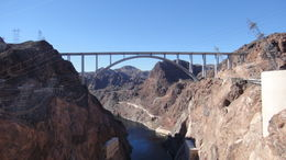 Photo of Las Vegas Ultimate Hoover Dam Tour Memorial Bypass Bridge from Hoover Dam