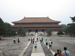 Photo of Beijing Great Wall of China at Badaling and Ming Tombs Day Tour from Beijing Ming Tombs